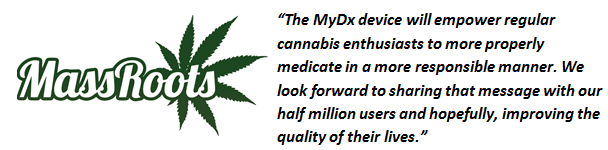MassRoots - Mass Roots - MyDx - Review - Reviews