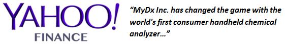 Yahoo! Finance - Yahoo - Finance - MyDx - Review - Reviews