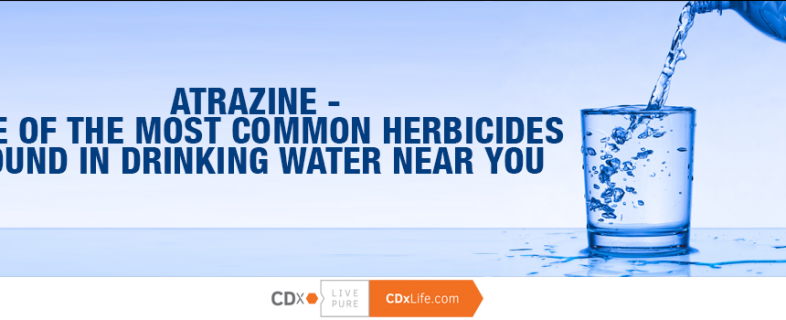 Atrazine – One of the Most Common Herbicides Found in Drinking Water Near You