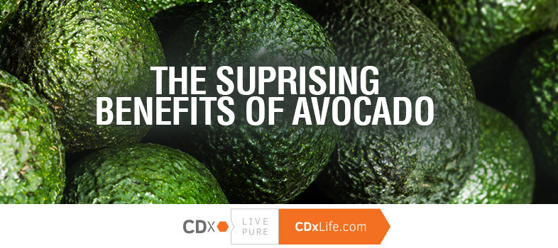 The Surprising Health Benefits of Avocados